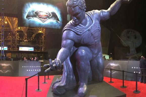 Premier Batman vs Superman